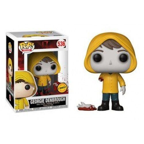 Funko Pop! Georgie with Boat (Chase) : It #536 - Funko