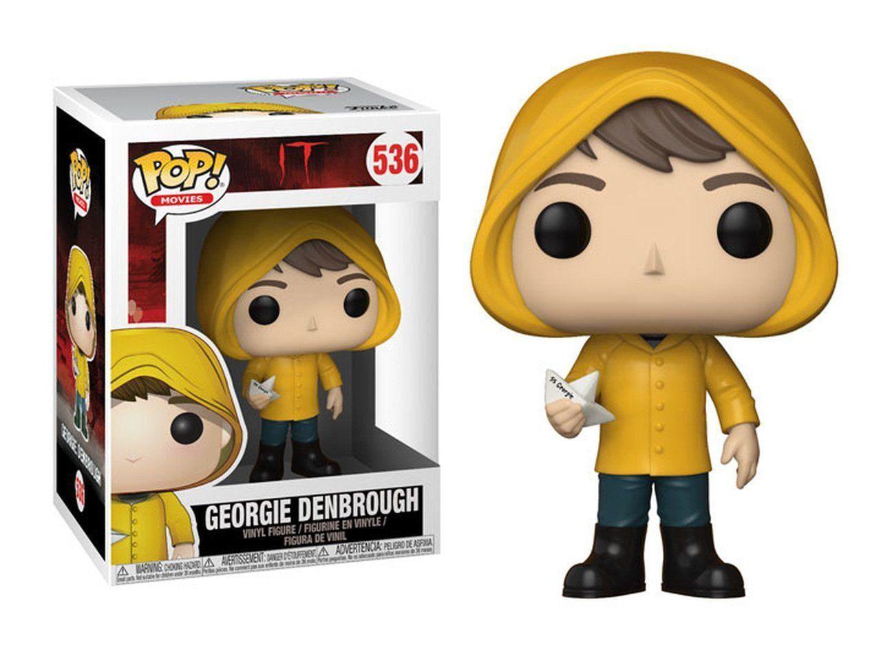 Funko Pop! Georgie with Boat: It #536 - Funko