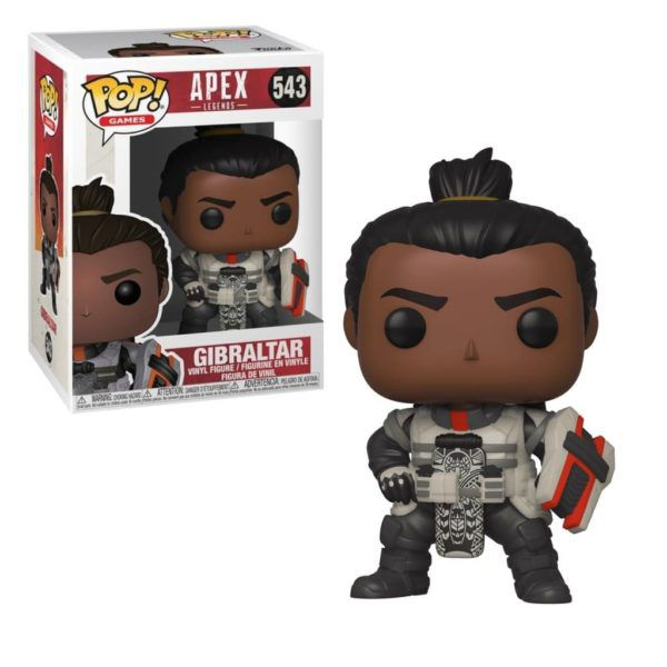 Funko Pop! Gibraltar: Apex Legends #543 - Funko