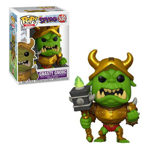 PRÉ VENDA: Funko Pop! Gnasty Gnorc: Spyro the Dragon #530 - Funko