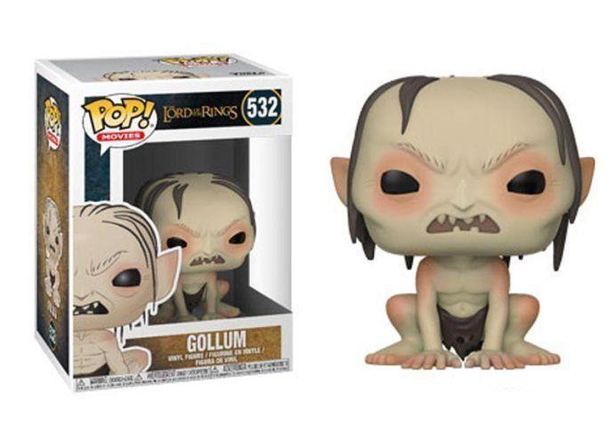 Funko Pop! Gollum: The Lord Of The Rings #532 - Funko