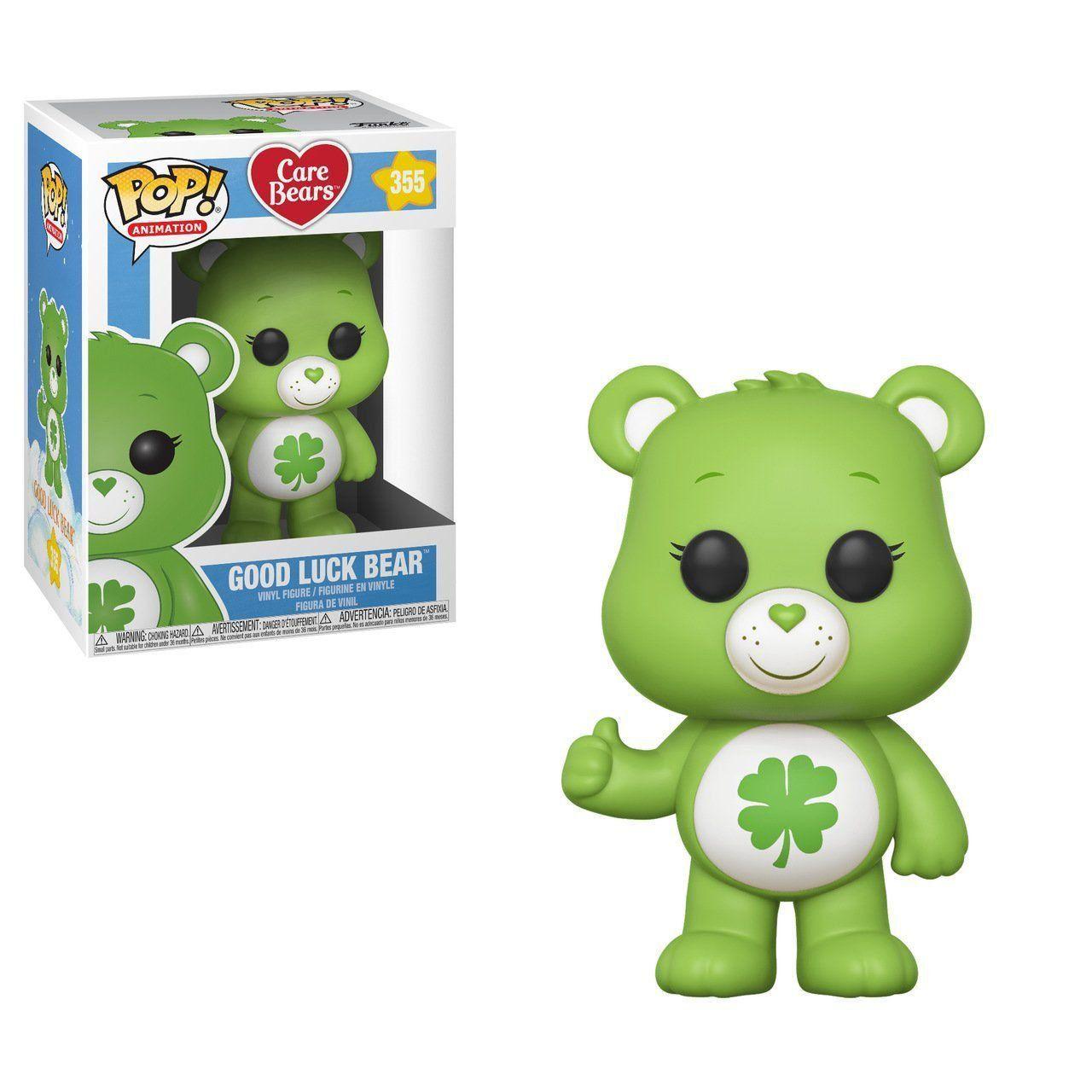 Funko Pop! Good Luck Bear: Care Bears #355 - Funko