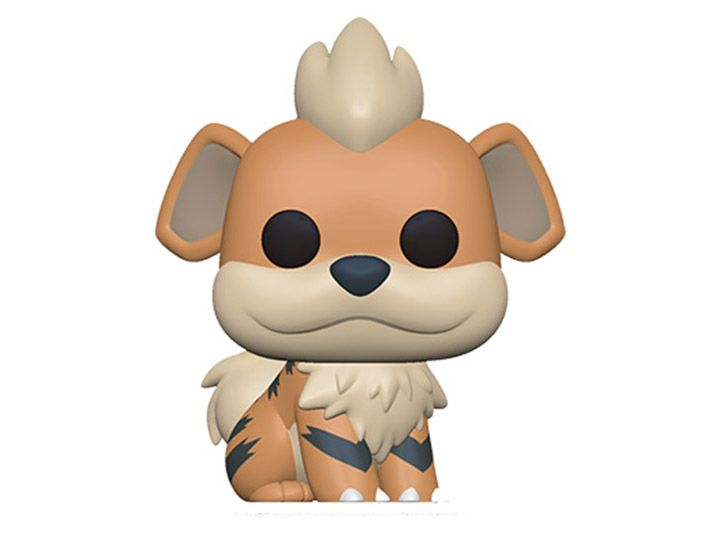 PRÉ VENDA: Funko Pop! Growlithe: Pokemon #597 (Game) - Funko