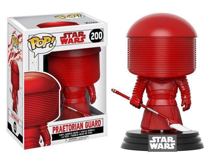 Funko Pop Guarda Praetoriana (Praetorian Guard): Star Wars: Os Últimos Jedi (The Last Jedi) #200 - Funko