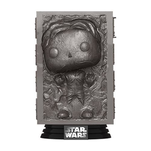 PRÉ VENDA: Funko Pop! Han Solo em Carbonita (in Carbonite): Star Wars #364 - Funko