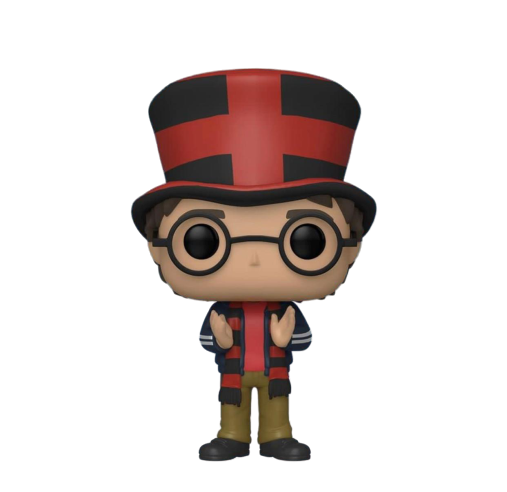 PRÉ VENDA: Funko Pop! Harry At World Cup: Harry Potter:(EXCLUSIVO SDCC 2020) (Edição Limitada) - Funko