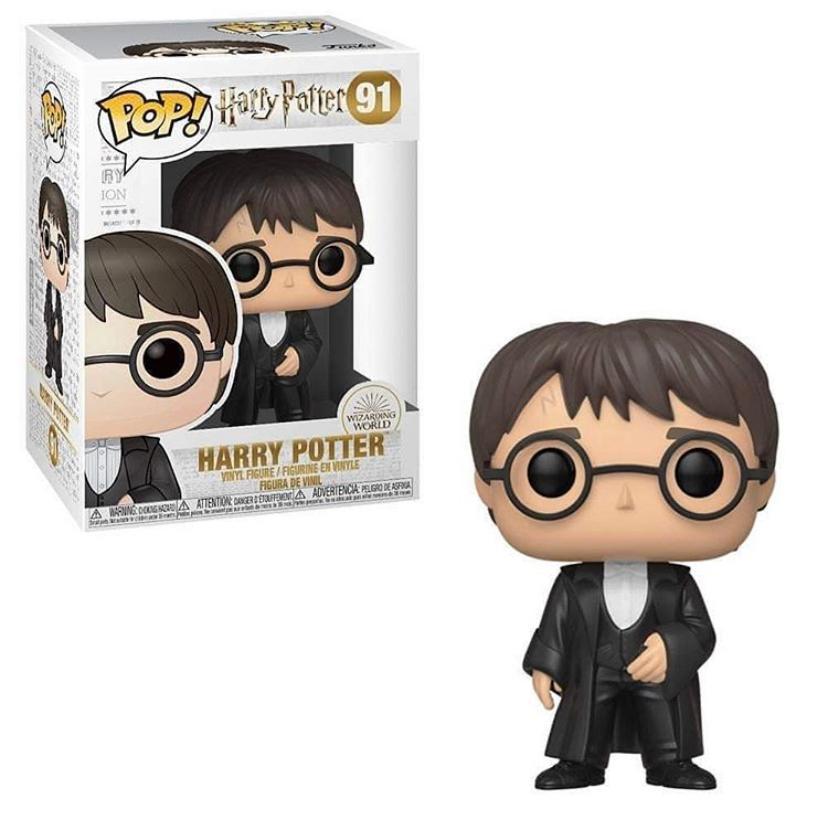 Funko Pop! Harry Potter (Yule Ball): Harry Potter #91 - Funko - EVALI