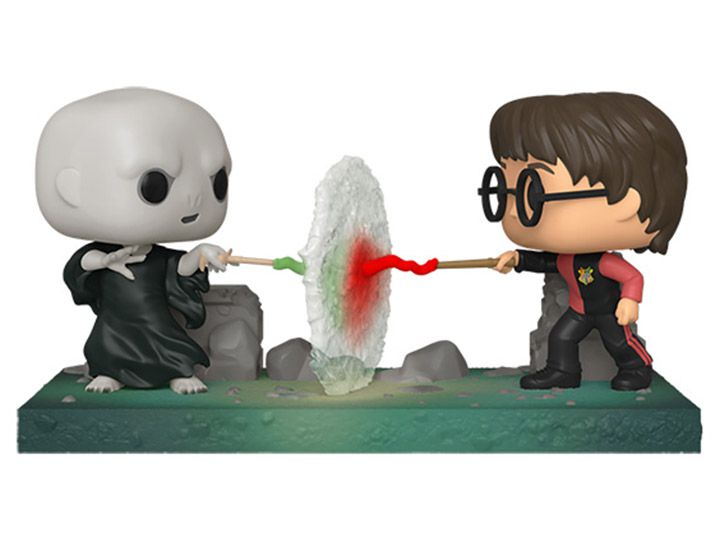 Funko Pop! Harry vs Voldemort: Harry Potter (Moments) Exclusivo #119 - Funko