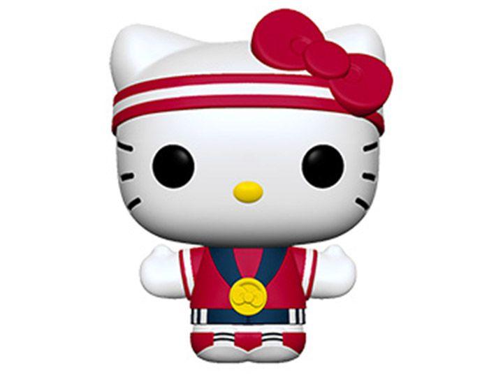 PRÉ VENDA: Funko Pop! Hello Kitty Medalha de Ouro (Gold Medal): Hello Kitty Sports - Funko