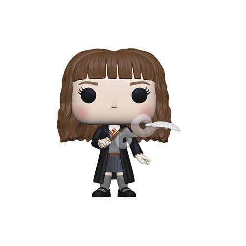 PRÉ VENDA: Funko Pop! Hermione com pena (with Feather): Harry Potter - Funko