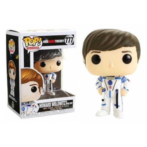 Funko Pop! Howard: The Big Bang Theory #777 - Funko