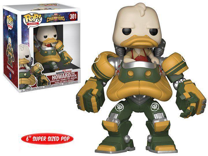 Funko Pop! Howard The Duck: Marvel Contest of Champions #301 - Funko