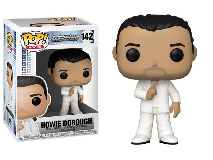Funko Pop! Howie Dorough: Backstreet Boys #142 - Funko