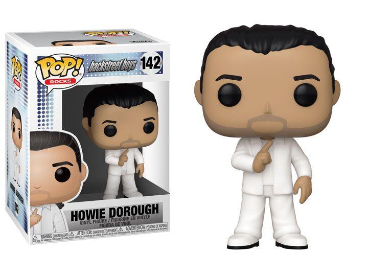 Funko Pop! Howie Dorough: Backstreet Boys #142 - Funko