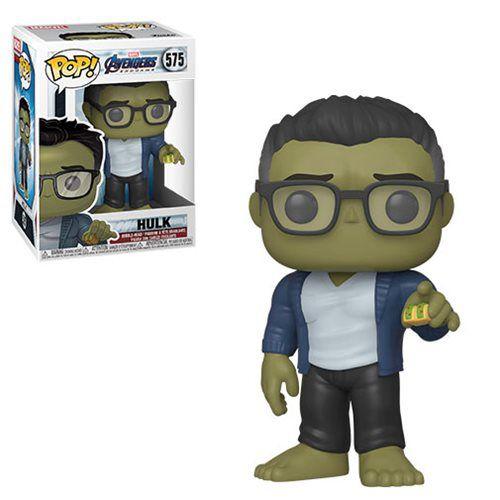 Funko Pop! Hulk: Vingadores Ultimato (Avengers Endgame) #575 - Funko
