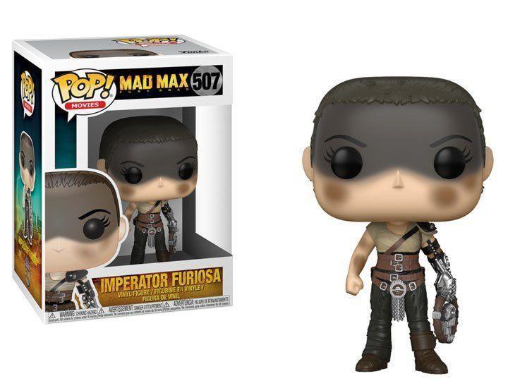 Funko Pop! Furiosa: Mad Max: Estrada da Fúria (Fury Road) #507 - Funko