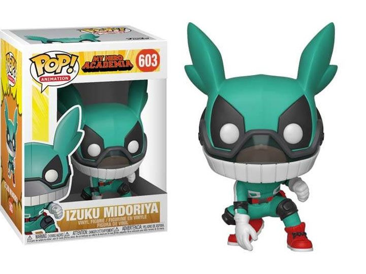Funko Pop! Izuku Midoriya: Boku no Hero Academia (My Hero Academia) #603 - Funko