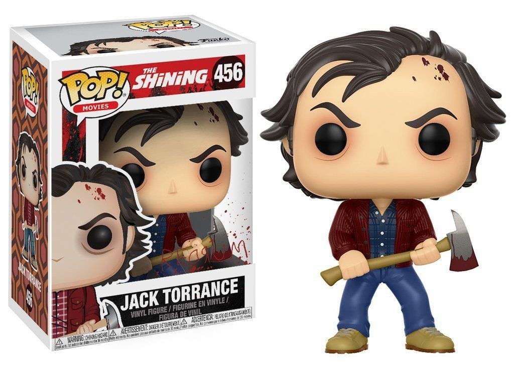Funko Pop Jack Torrance: O Iluminado (The Shining) #456 - Funko
