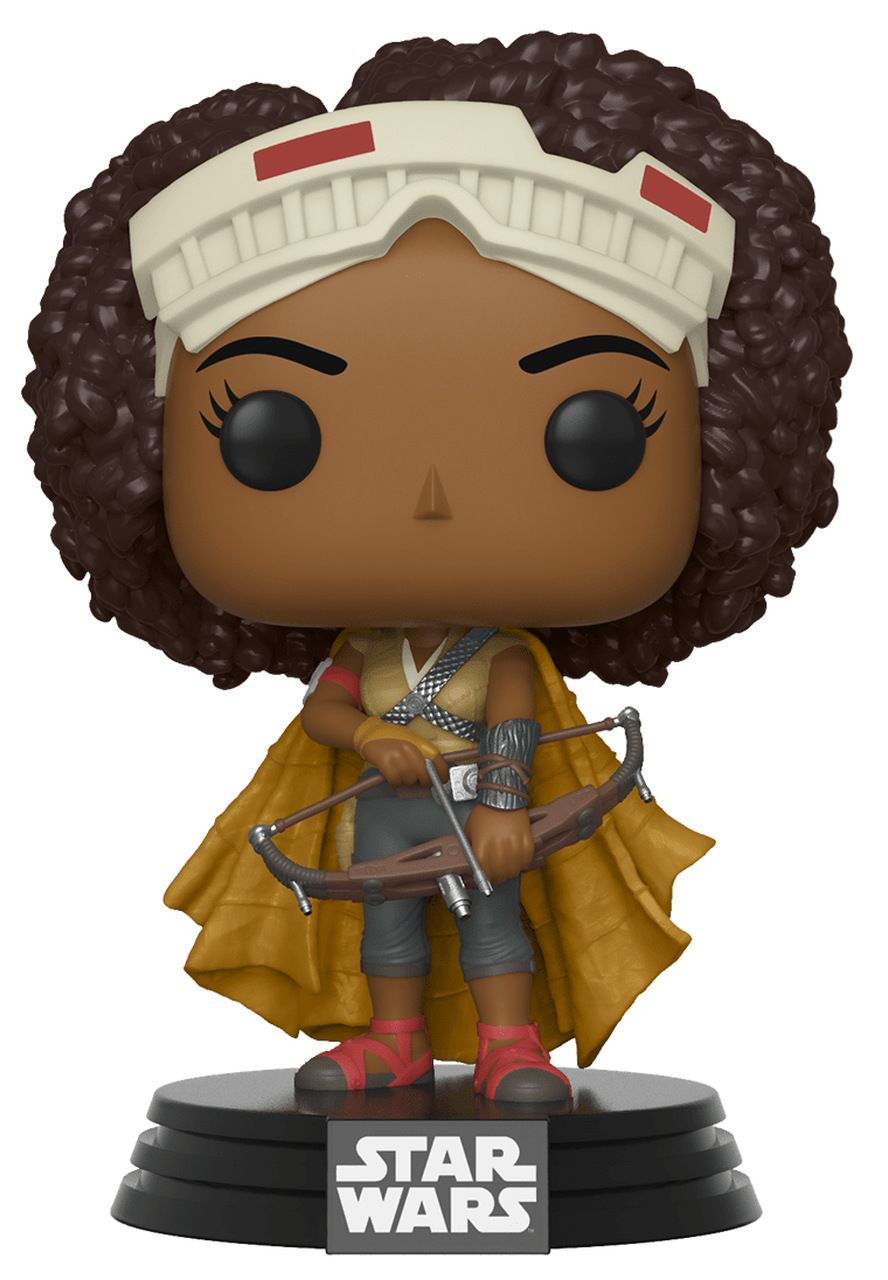 PRÉ VENDA: Funko Pop! Jannah: Star Wars A Ascensão Skywalker (Star Wars The Rise of Skywalker) - Funko