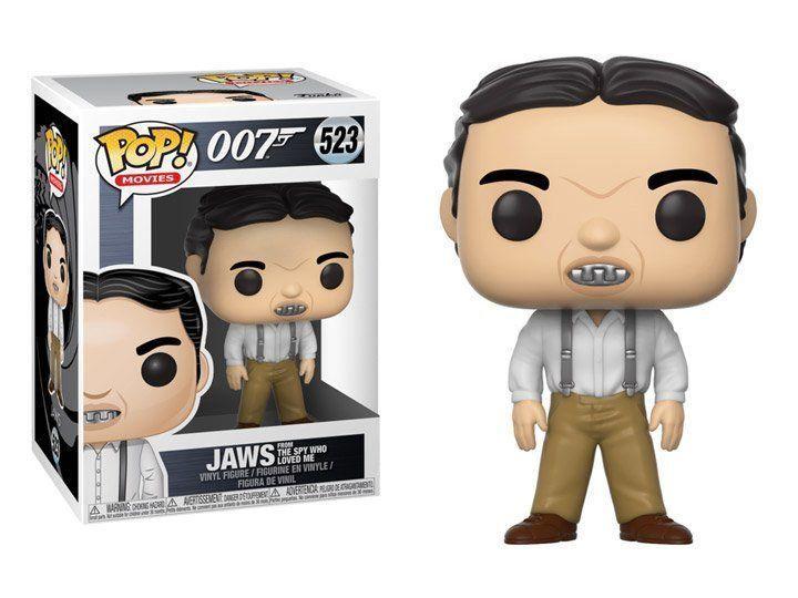 Funko Pop Jaws: 007 James Bond #523 - Funko