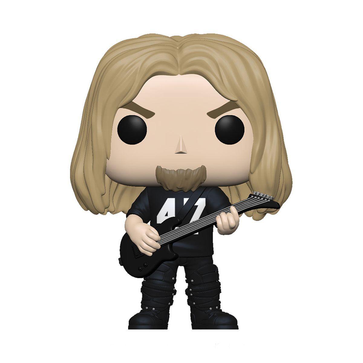 Funko Pop! Jeff Hanneman: Slayer #155 - Funko