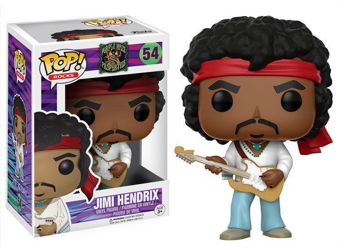 Funko Pop Jimi Hendrix: Rocks #54 - Funko