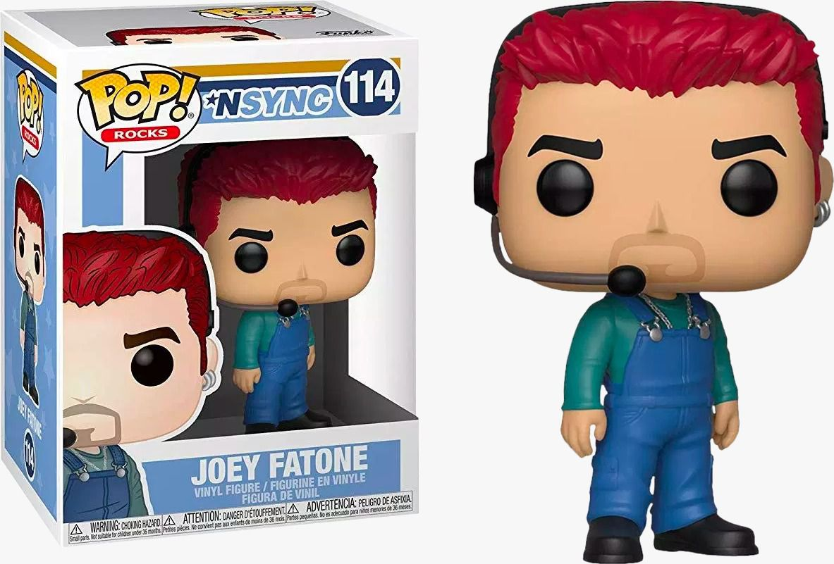 Funko Pop! Joey Fatone: *NSYNC #114 - Funko