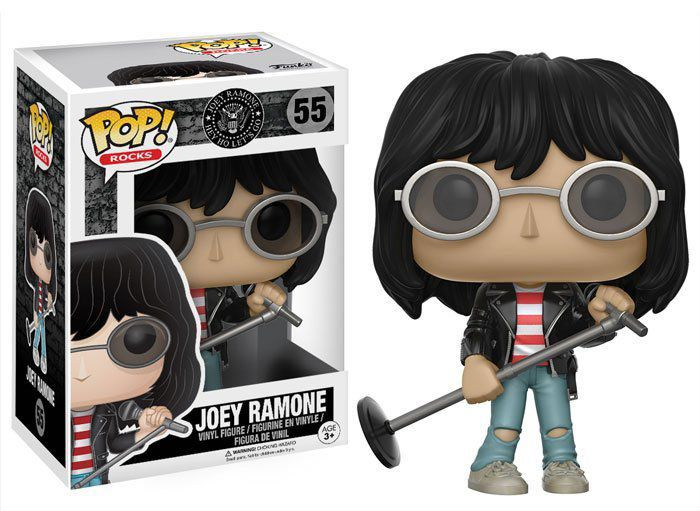 Funko Pop Joey Ramone: Rocks #55 - Funko