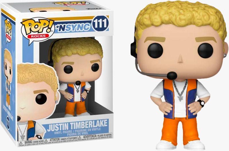 Funko Pop! Justin Timberlake: *NSYNC #111 - Funko