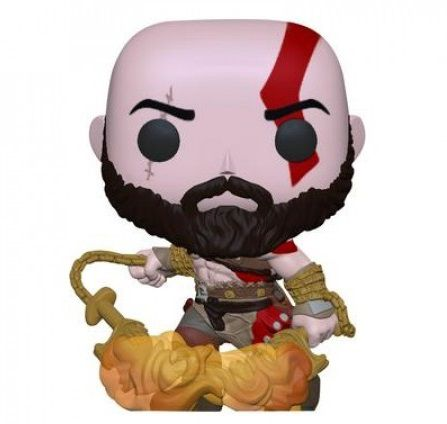 Funko Pop! Kratos: God of War (PlayStation) Exclusivo #154 - Funko