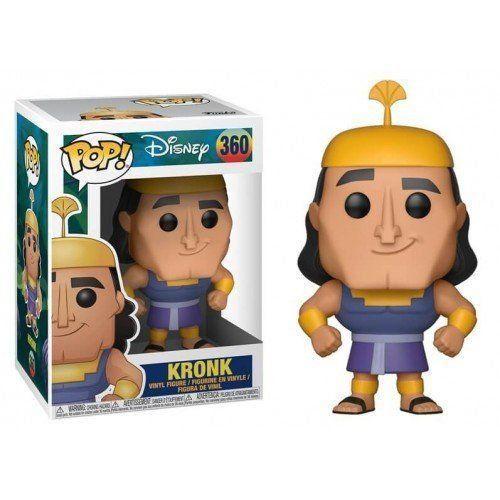 PRÉ VENDA: Funko Pop! Kronk: The Emperor's New Groove (Disney) #360 - Funko