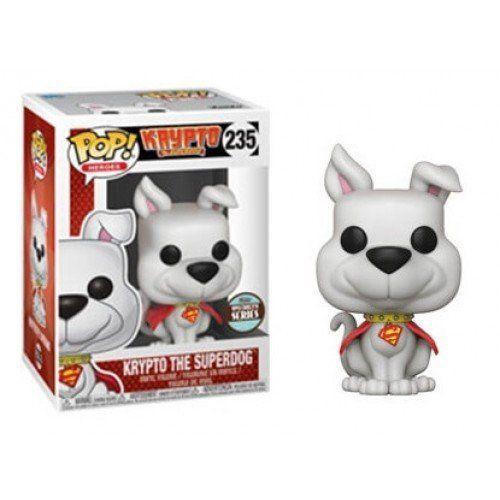 Funko Pop! Krypto The Superdog: DC Comic's (Exclusivo) #235 - Funko