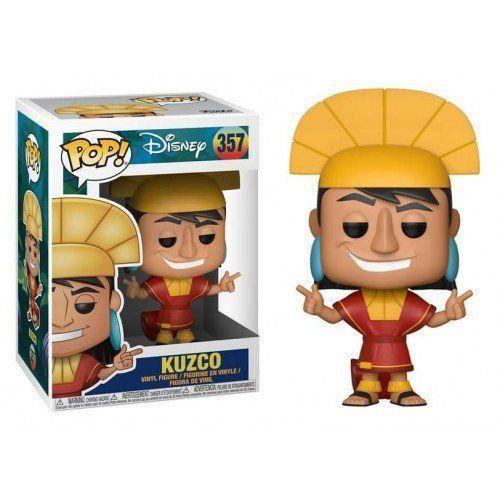 PRÉ VENDA: Funko Pop! Kuzco: The Emperor's New Groove (Disney) #357 - Funko