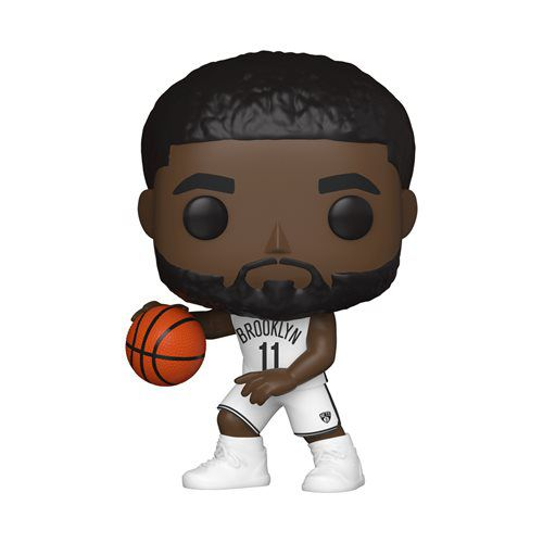 Funko PRÉ-VENDA Pop!  Kyrie Irving: Brooklyn Nets (NBA): #64  - Funko