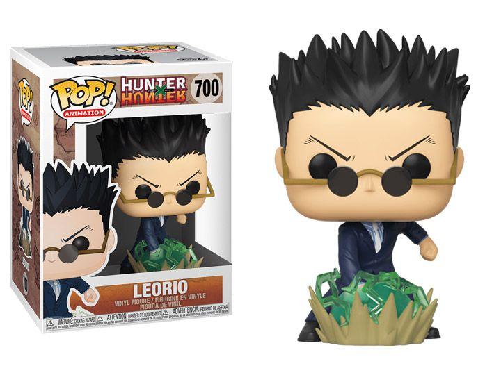 PRÉ VENDA: Funko Pop! Leorio: Hunter x Hunter #700 - Funko
