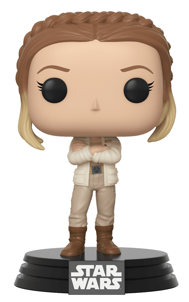 PRÉ VENDA: Funko Pop! Lieutenant Connix: Star Wars A Ascensão Skywalker (Star Wars The Rise of Skywalker) - Funko