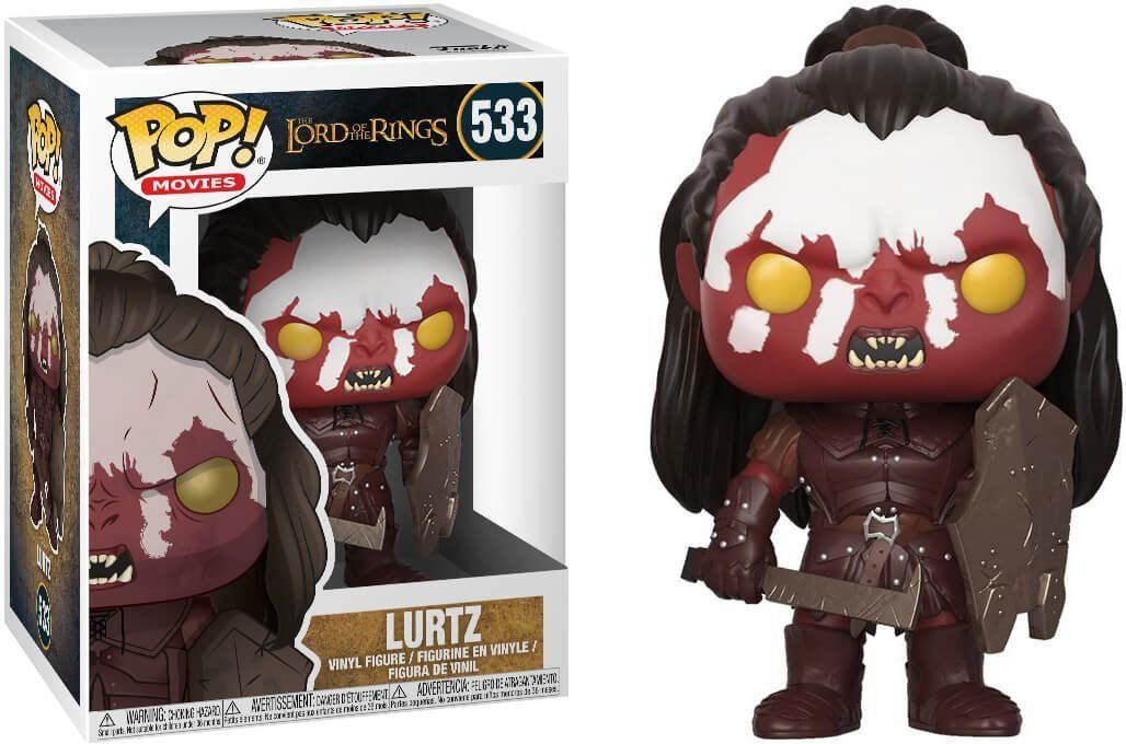 Funko Pop! Lurtz (Orc): The Lord Of The Rings #533 - Funko