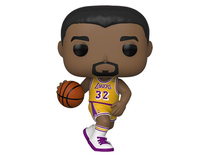 PRÉ VENDA: Funko Pop! Magic Johnson: Lakers Home (NBA) - Funko - EV