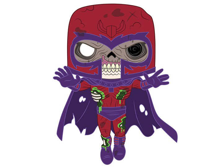 PRÉ VENDA: Funko Pop! Magneto: Marvel Zombies (Marvel) - Funko