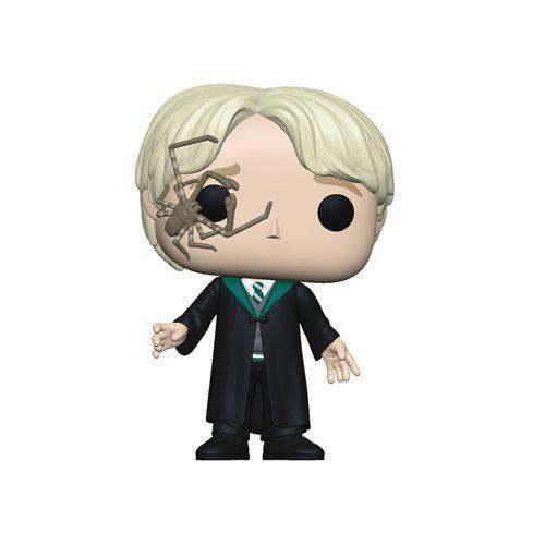 PRÉ VENDA: Funko Pop! Draco Malfoy (With Whip Spider): Harry Potter #117 - Funko