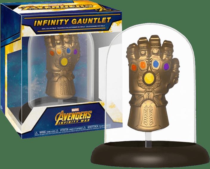 PRÉ VENDA: Pop! Manopla do Infinito (Thanos Infinity Gauntlet): Vingadores Guerra Infinita (Avengers Infinity War) Exclusivo - Funko