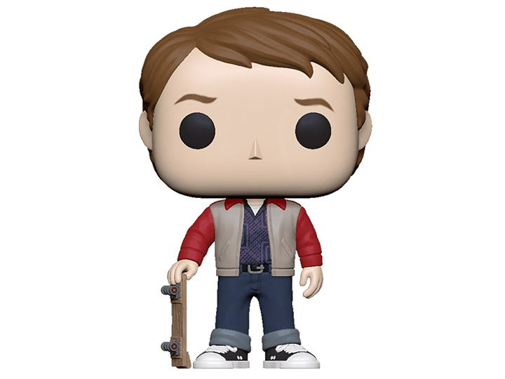 PRÉ VENDA: Funko Pop! Marty McFly (1955): De Volta Para o Futuro (Back to the Future) #957 - Funko - EV