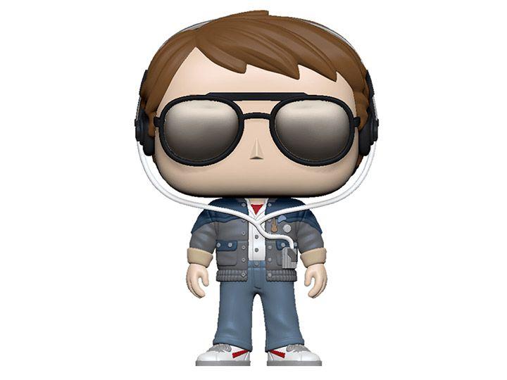 PRÉ VENDA: Funko Pop! Marty McFly de Óculos Escuro (Sunglasses): De Volta Para o Futuro (Back to the Future) - Funko