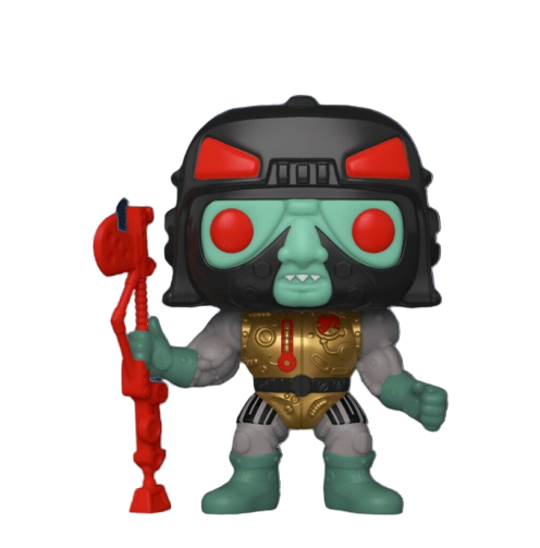PRÉ VENDA: Funko Pop! Masters Of The Universe Blast-Ataque #1017: Mestre do Universo (EXCLUSIVO SDCC 2020) (Edição Limitada) - Funko