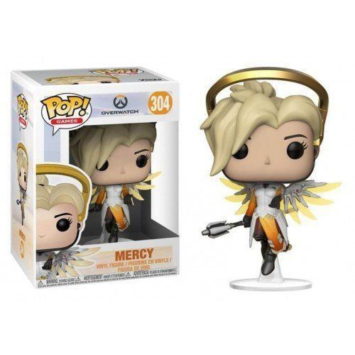 PRÉ VENDA: Funko Pop! Mercy: Overwatch #304 - Funko