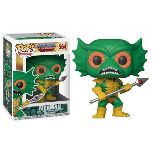 Funko Pop Merman: Masters Of The Universe #564 - Funko
