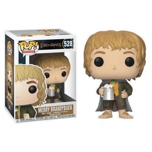 Funko Pop! Merry Brandybuck: The Lord Of The Rings #528 - Funko