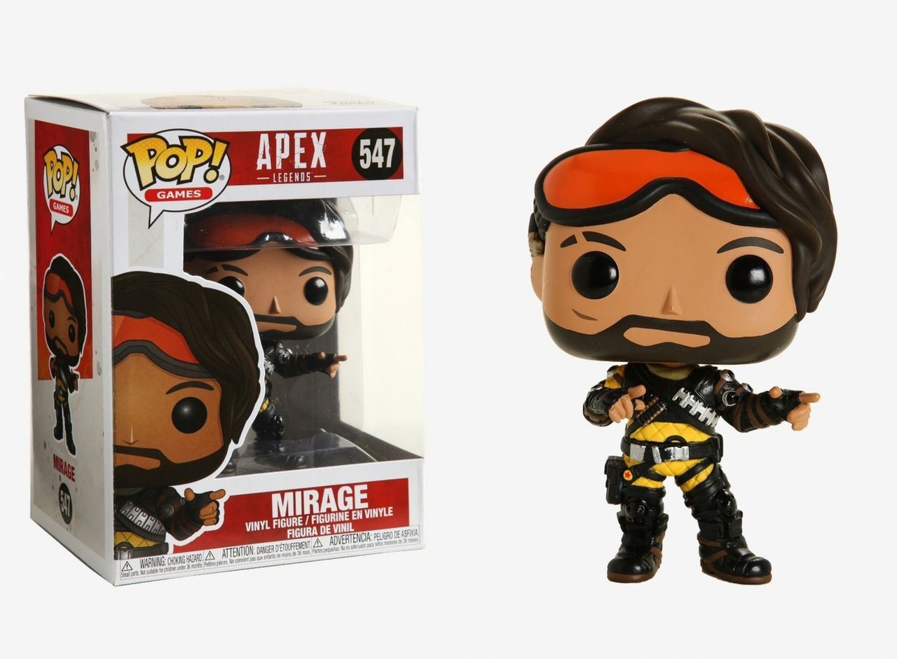 Funko Pop! Mirage: Apex Legends #547 - Funko