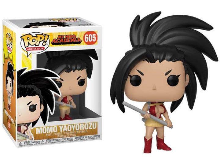 Funko Pop! Momo Yaoyorozu: Boku no Hero Academia (My Hero Academia) #605 - Funko