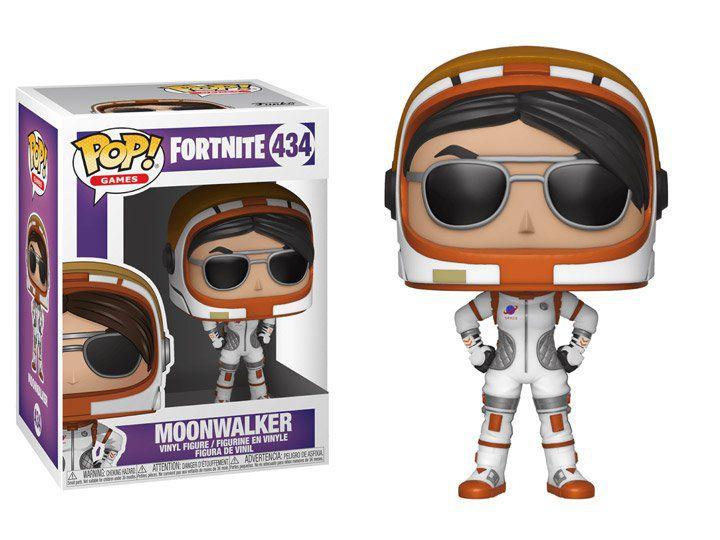 Funko Pop! Moonwalker: Fortnite #434 - Funko